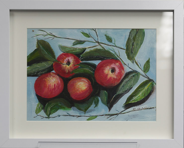 """Apples"" by Pat Barclay"