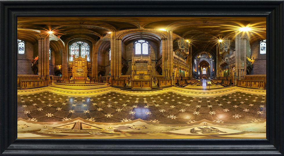 """""""Liverpool Cathedral"""" by Nadia Parsons"""