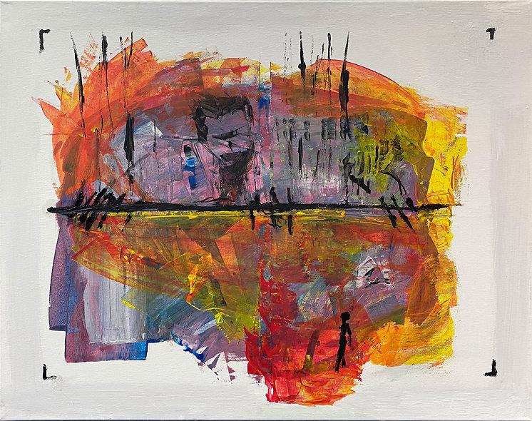 """""""Sentinel Island"""" by Nigel Leslie"""