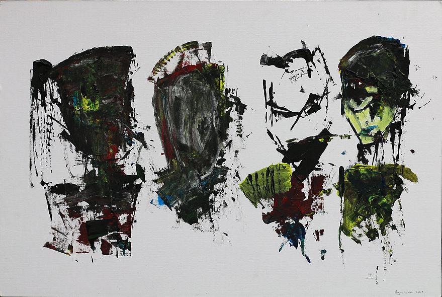 """""""Heroes"""" by Nigel Leslie"""