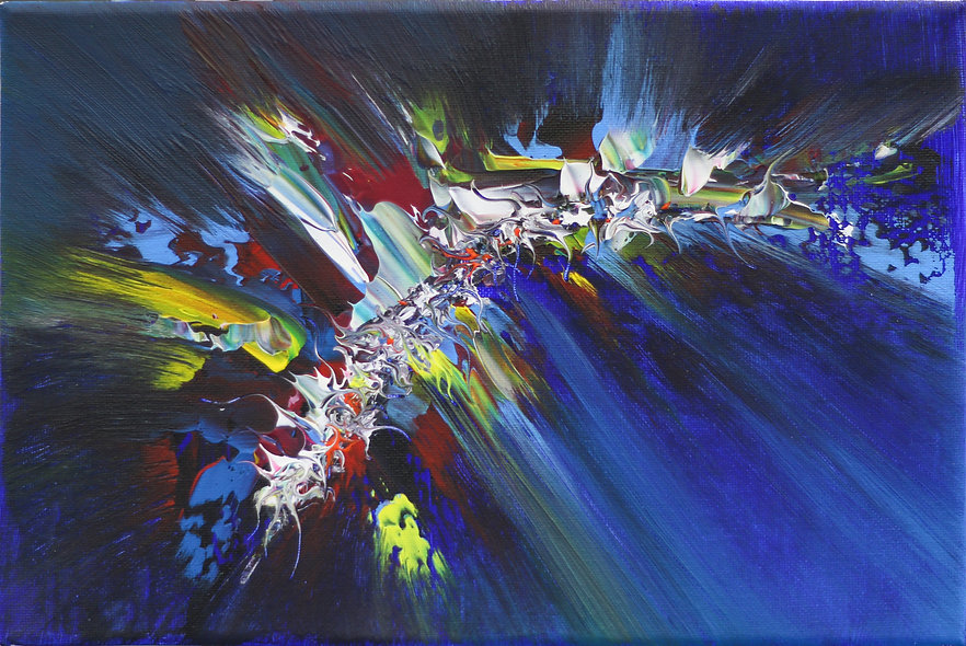 """Birth of New Energy"" by Simon Kilgallon"