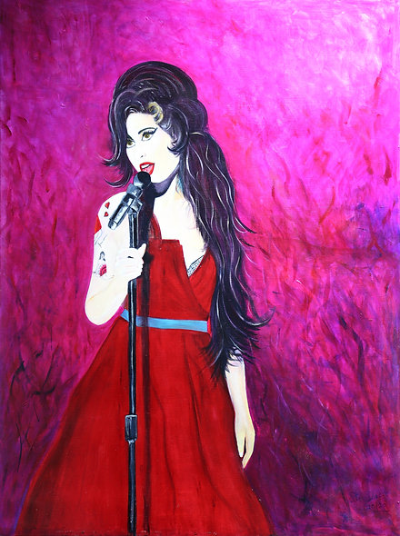 """Amy"" by Steven Dacre"