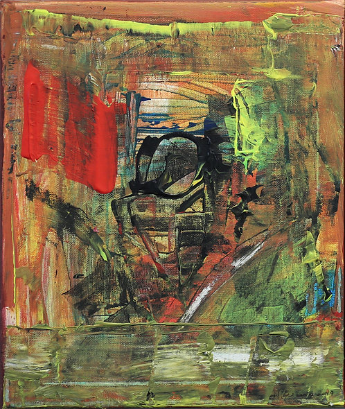 """""""Spring1"""" by Nigel Leslie"""