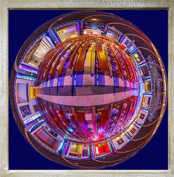 """Metropolitan Cathedral Sphere"" by Nadia Parsons"