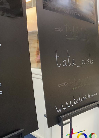 Welcome to the Tate Aisle Gallery!