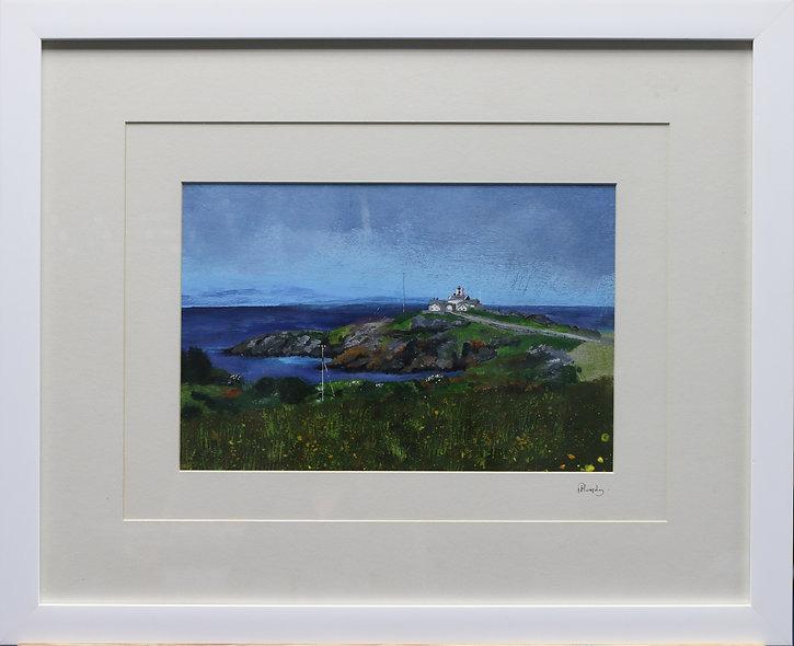 """Point Lynus / Porth Eilian"" by Pauline Murphy"