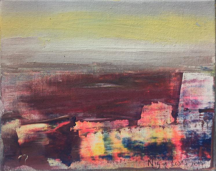 """""""Urban Landscape"""" by Nigel Leslie"""