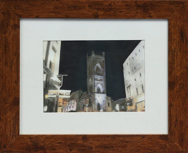 """""""St Luke's Church"""" by Tom Allport"""
