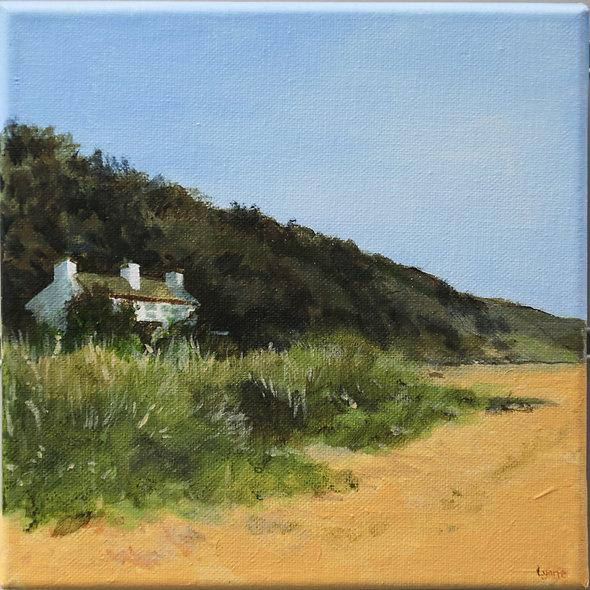 """Sally's Cottage"" by Lynne Crockett"
