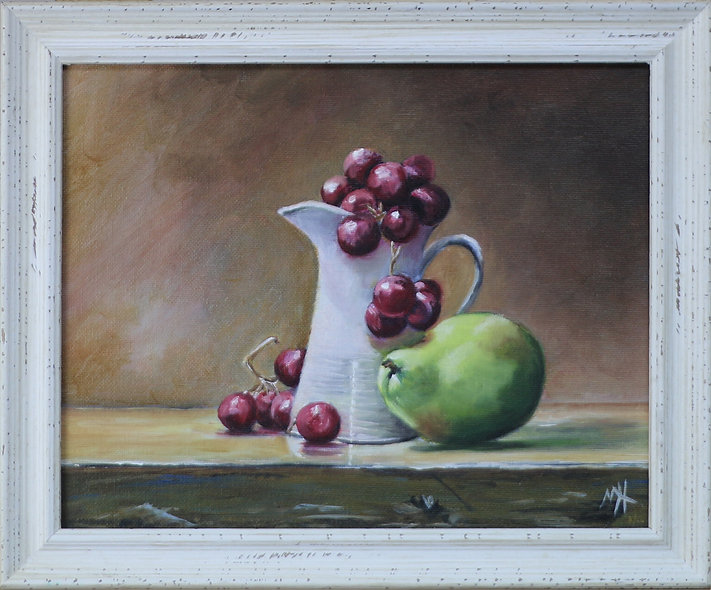 """Cherries"" by Mo Hawthorn"