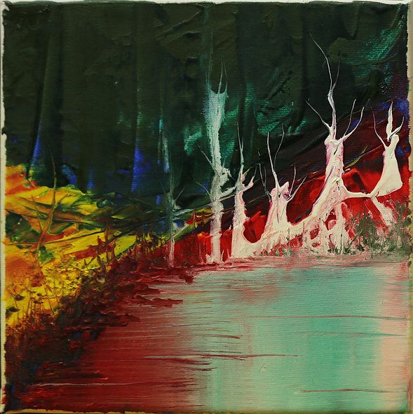 """Woods"" by Simon Kilgallon"