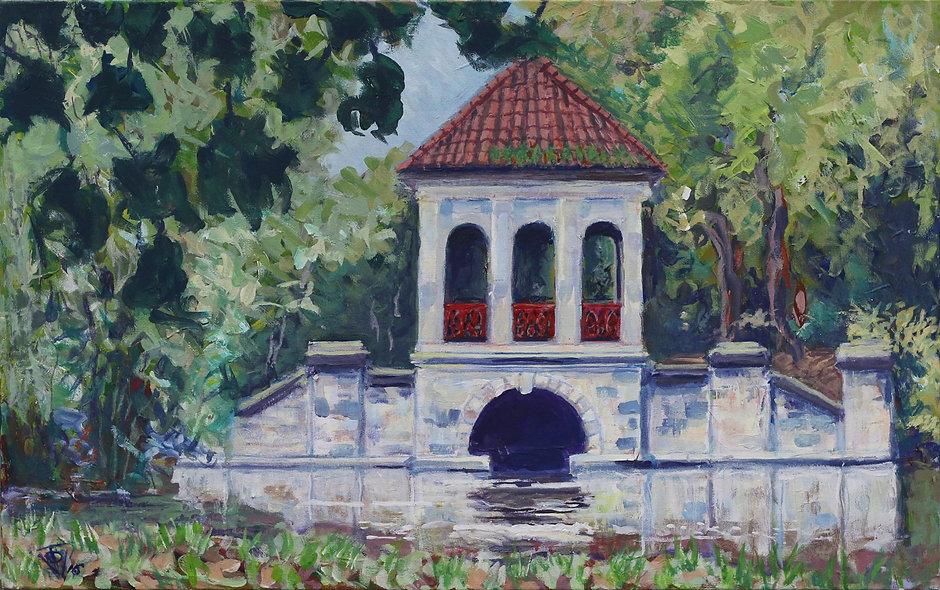 """Boathouse"" by David Venables"