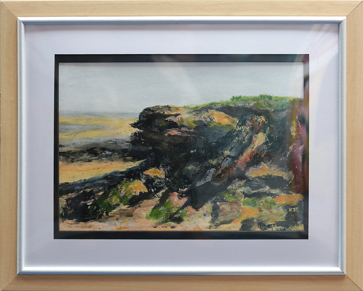 """Red Rocks"" by Helen Doherty"
