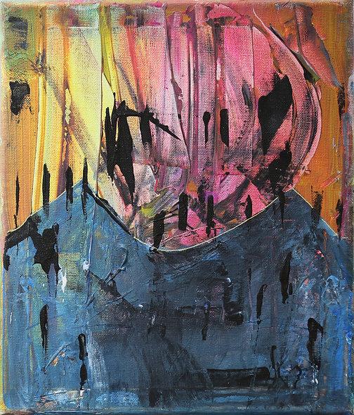 """Up the Hill Backwards"" by Nigel Leslie"
