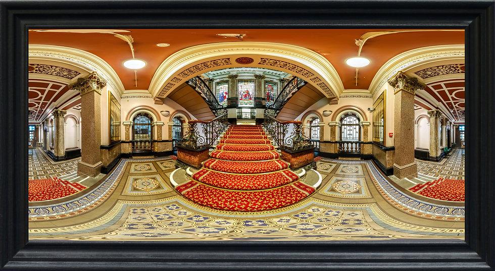 """Birkenhead Town Hall 2"" by Nadia Parsons"