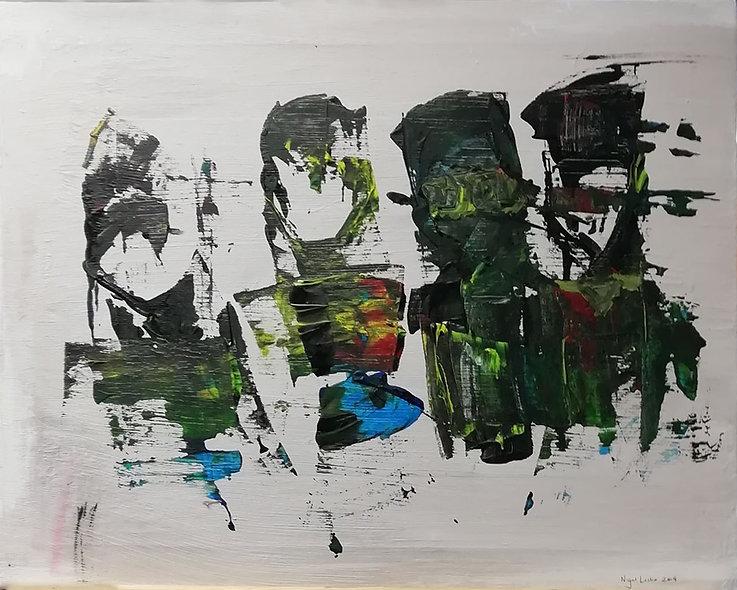 """Band"" by Nigel Leslie"
