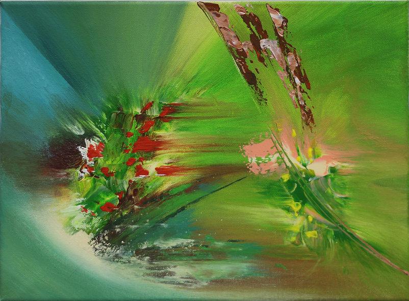 """Persistence of Memory"" by Simon Kilgallon"