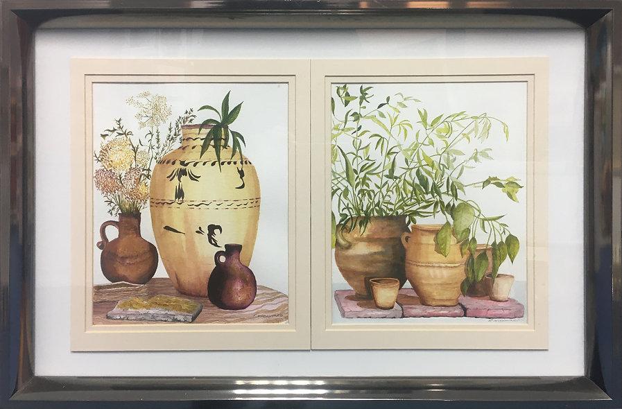 """Terracotta Study"" by Raymond Woodward"