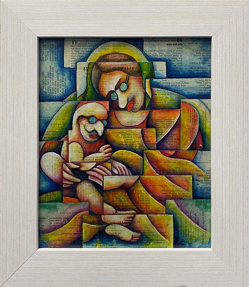 """Mother & Child"" by Charlie Frais"