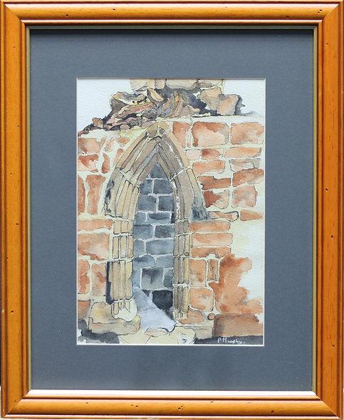 """Birkenhead Priory"" by Pauline Murphy"