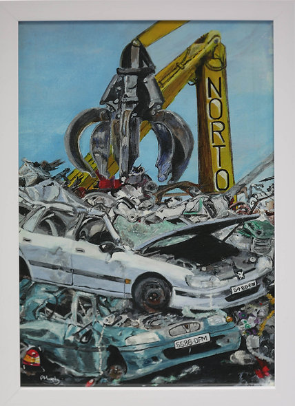 """Norton Scrap"" by Pauline Murphy"
