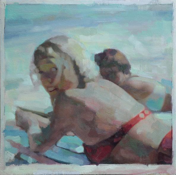 """""""California Girls 4"""" by Simon Miller"""