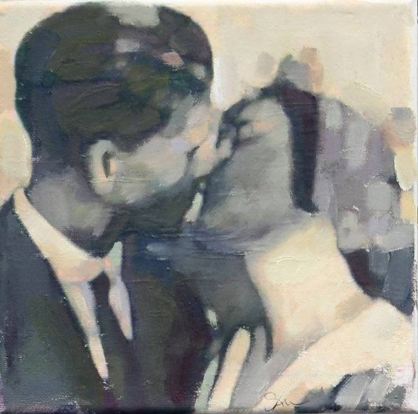"""Kiss 2"" by Simon Miller"