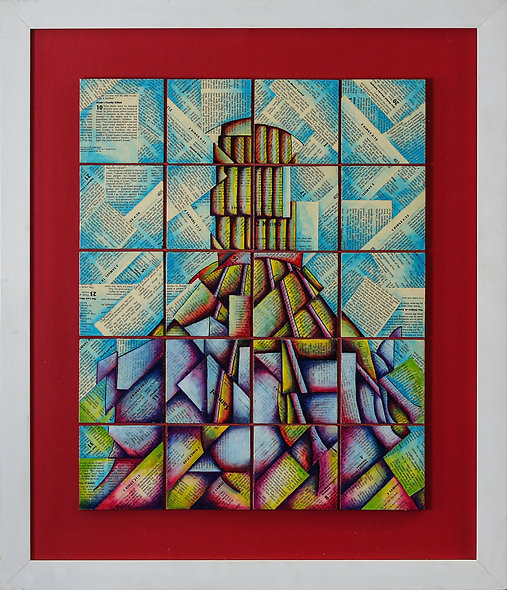 """Catholic Deconstruction"" by Charlie Frais"