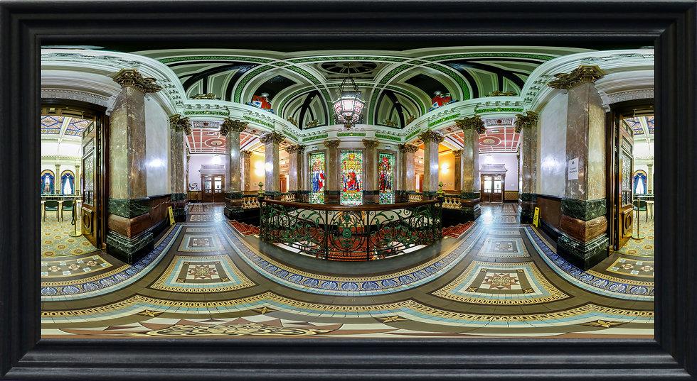 """Birkenhead Town Hall 1"" by Nadia Parsons"