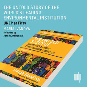 Learn more about Dr. Maria Ivanova's new book!