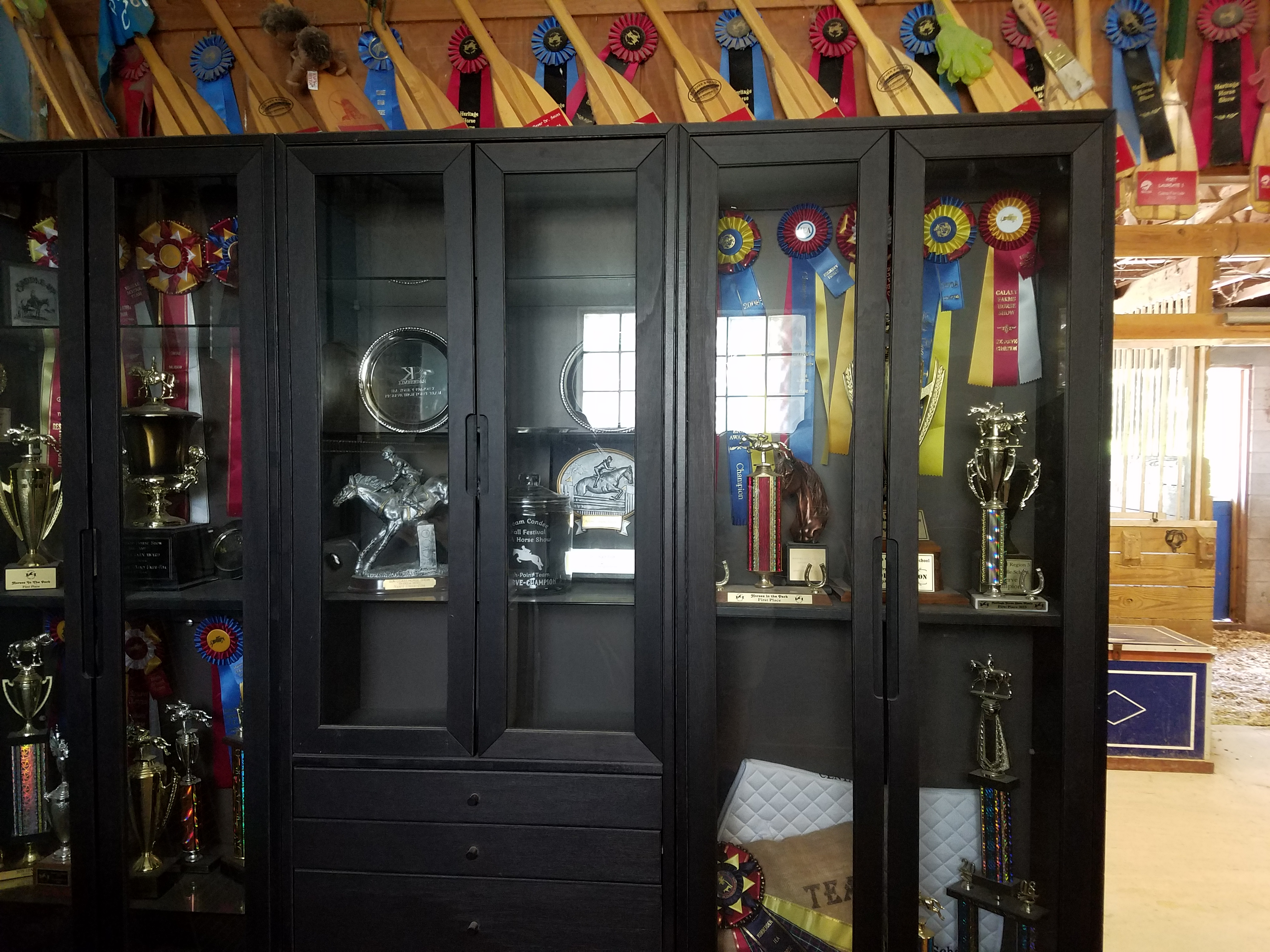 Tack Room - IEA Trophies