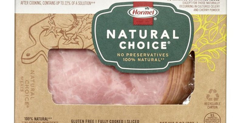 Natural Choice Smoked Ham