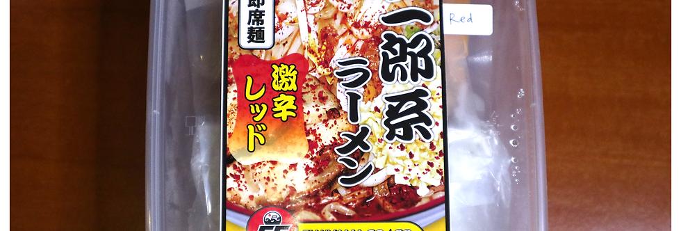 Red J-LO Instant Ramen Pork