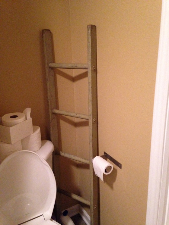 Old ladder? Don't throw it out!