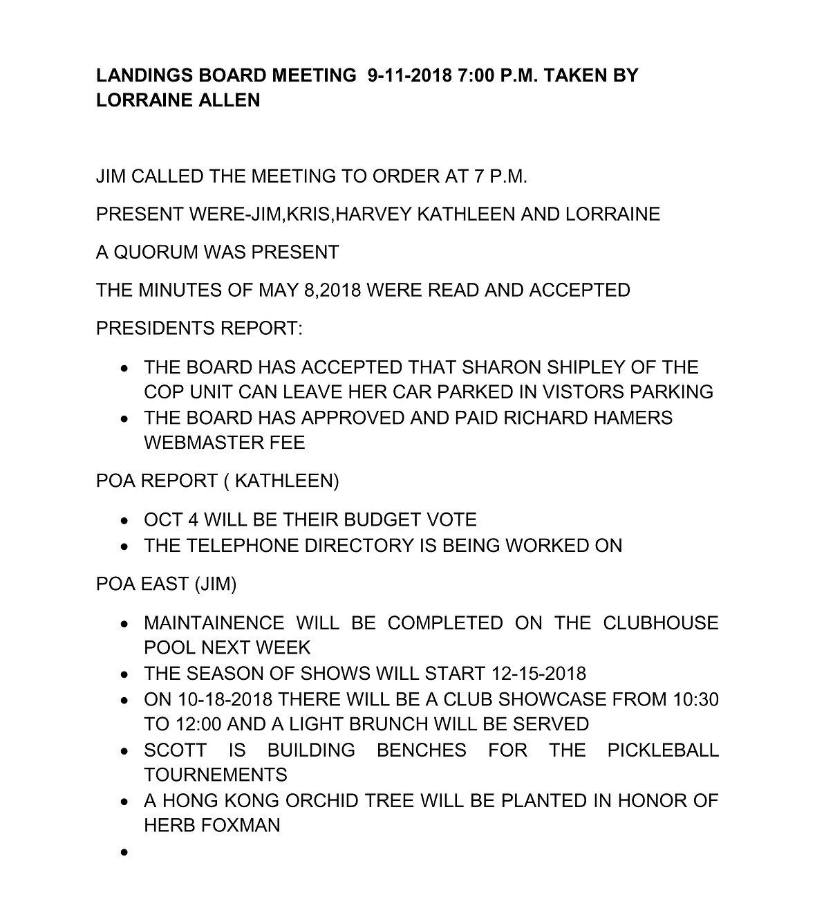LANDINGS BOARD MEETING  9-11-2018-11 cop