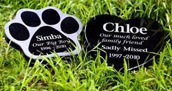 Offley Memorials Pets
