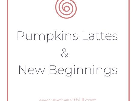 Pumpkin lattes anyone??