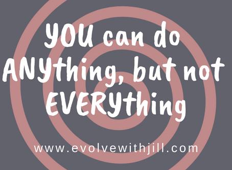 Ever Evolving...