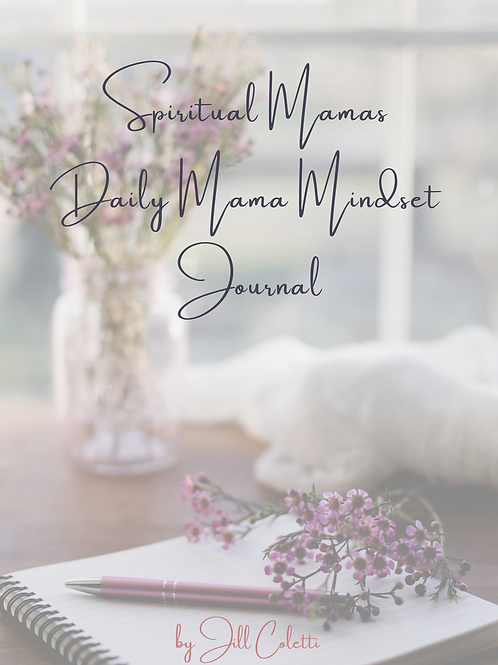 Mama Mindset Journal
