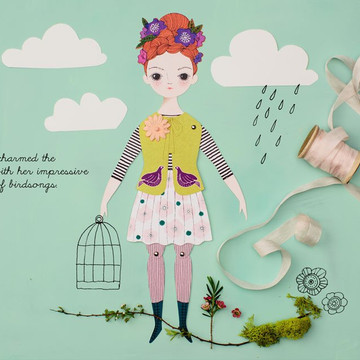 Of Unusual Kind – Paper Dolls