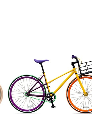 Urban Outfitters + Republic Bike = Chic Ride