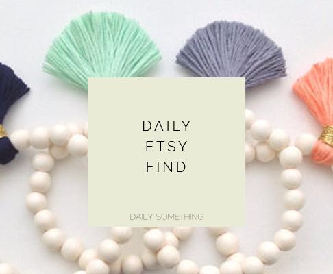 Daily Etsy Find – Boho Tassel Bracelet