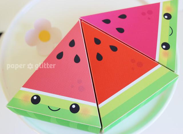 03_printable+party+watermelon+summer+decoration+kawaii_text+editable+fruit+favor+box+yummy+party+girl+boy