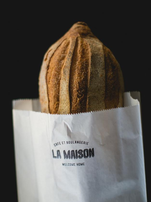 LA MAISON CAFE & BOULANGERIE