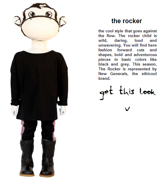 the rocker girl