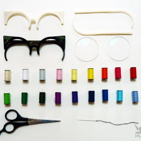DIY Glasses by Hurlu Design