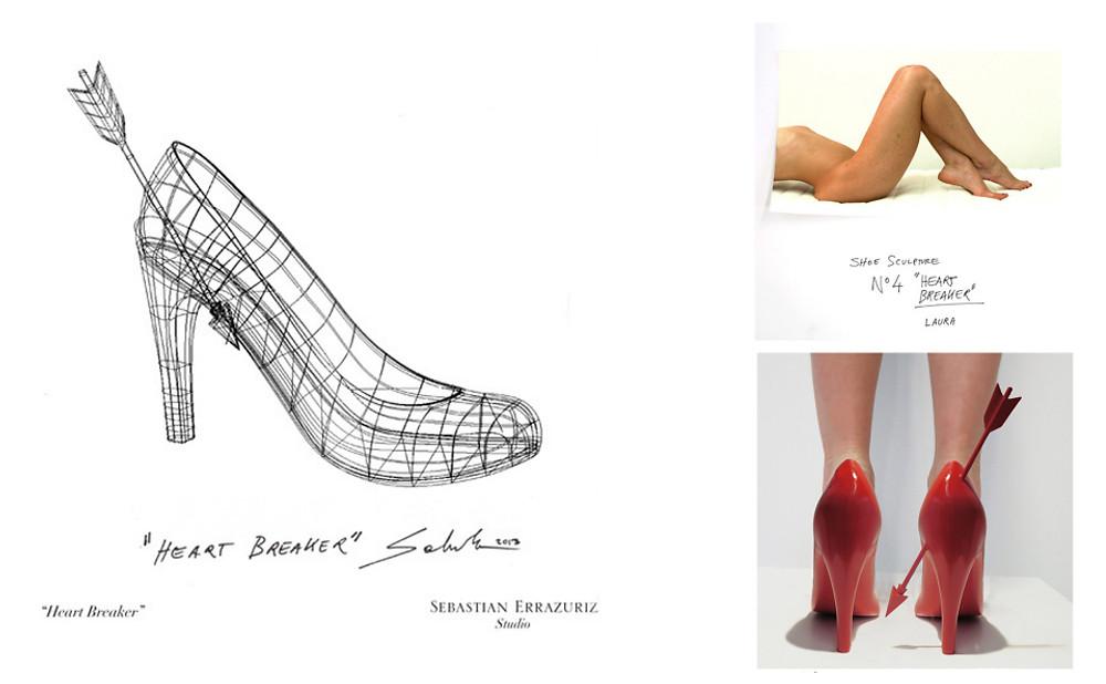 heartbreaker - shoe4