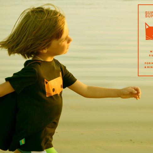 Super Super T-Shirt by Le Macchainine