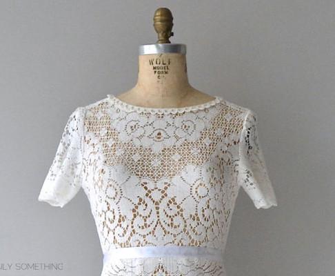 Dear Golden – Vintage Wedding Dresses