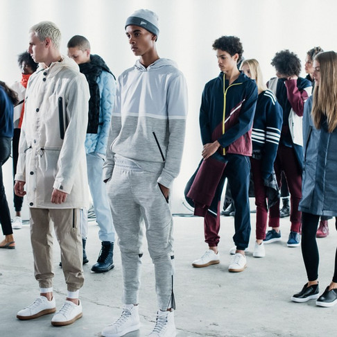 The Buzzword: 'Athleisure'